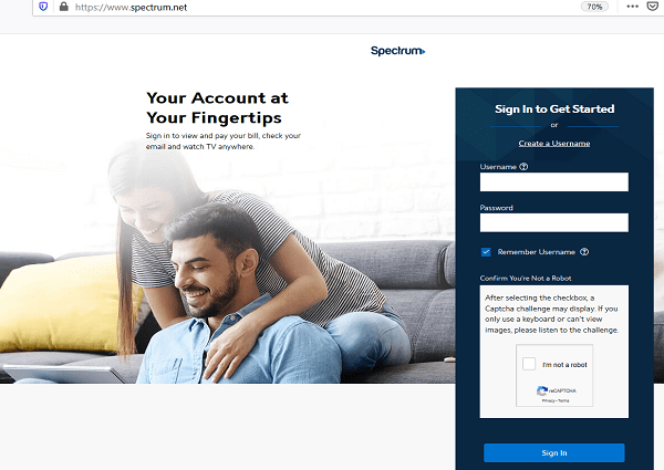 Charter email login